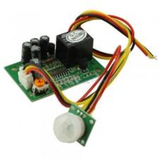 ماژول PIR رله دار - 12 ولت - مدل SR510