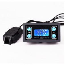 ماژول کنترلر دما و رطوبت دیجیتال پنلی (ترموستات دیجیتال) - 12 ولت - مدل XY-WTH1