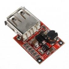 ماژول بوستر 3 به 5 ولت - 1 آمپر - خروجی USB