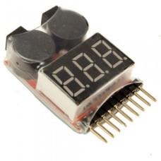 ماژول نشانگر و تست باتری های لیتیومی