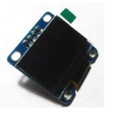 ماژول نمایشگر OLED آبی - 0.96 اینچ با ارتباط I2C