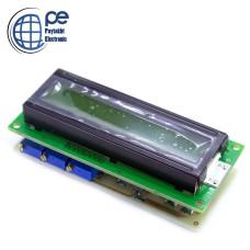 برد ولت متر آمپر متر دیجیتال با نمایشگر LCD