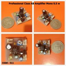 آمپلی فاير مونو 0.5 وات LM386