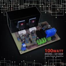 آمپلی فایر 100 وات مونو دارای محافظ بلندگو مدل SPN100M