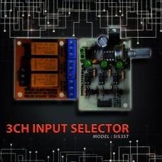 انتخابگر ورودی استریو 3 کانال مدل SIS3ST