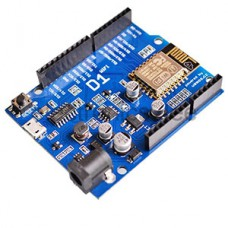 برد توسعه WeMos D1 دارای هسته وایفای ESP8266