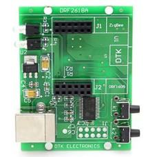 برد راه انداز ماژول زیگبی DRF1605 USB