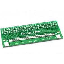 تبدیل FPC to dip 50 pin) PCB)
