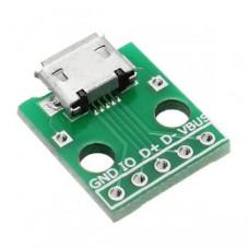 تبدیل MICRO USB به DIP