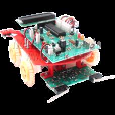 روبات برنامه پذیر (تعقیب خط - ماز - تعقیب نور) - مدل NPR142