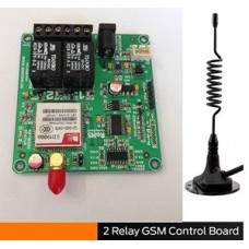 ماژول GSM Control with 2 relay on-off