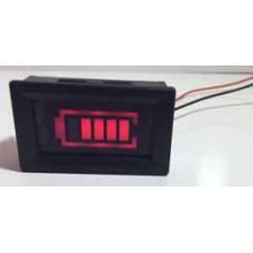 نمایشگر میزان شارژ باطری