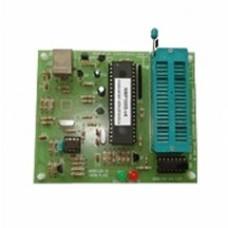 پروگرامر USB میکرو کنترلر های MCS-51 - 8051 و حافظه های سریال EEPROM - مدل NMP100
