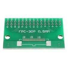 تبدیل FPC to dip 30 pin) PCB)