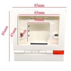 جعبه خارجی کلید و نمایشگر توکار