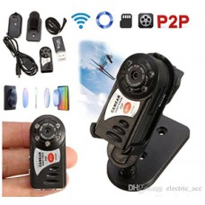 Mini WiFi IP Camera DV Q7 Wireless